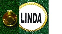 Gatormade Personalized Golf Ball Marker & Hat Clip Linda