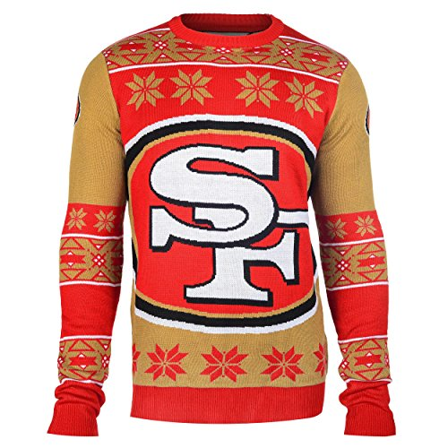 NFL 49ers Youth Ugly Sweater
