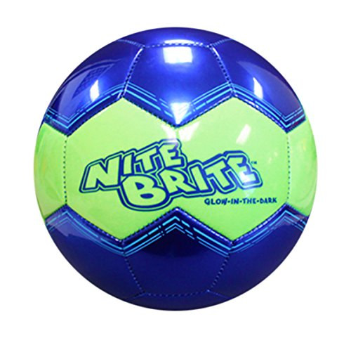 Baden Nite Brite Glow in the Dark Soccer Ball (Nite Brite Football compare prices)