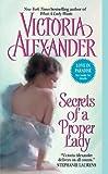 Secrets of a Proper Lady (Last Man Standing, Book 3)