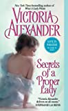 img - for Secrets of a Proper Lady (Last Man Standing) book / textbook / text book