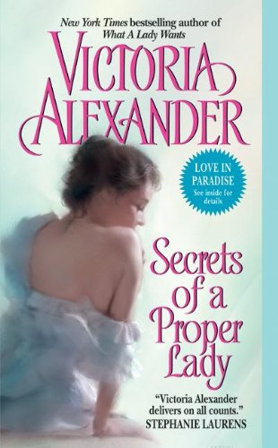 Image of Secrets of a Proper Lady (Last Man Standing, Book 3)
