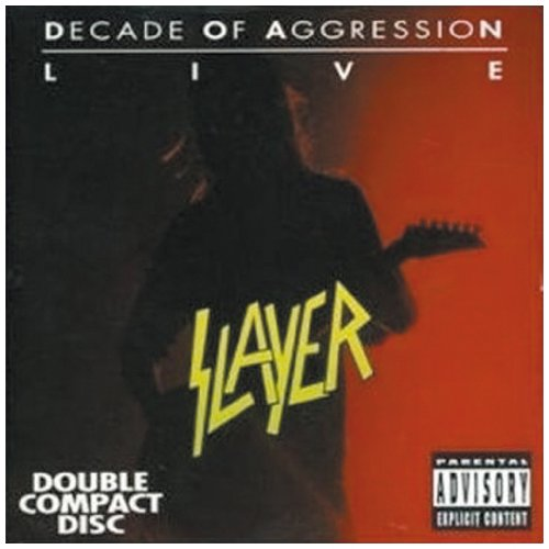 Slayer Decade Cd Covers
