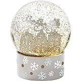 Moses Bola de nieve con diseño navideño