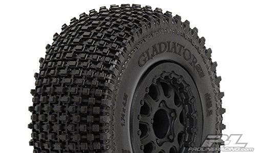 ProLine 116913 Gladiator SC 2.3.0 M2 Mounted Tire, Medium (Proline Gladiator compare prices)