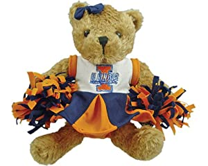NCAA Illinois Fighting Illini Cheerleader Bear