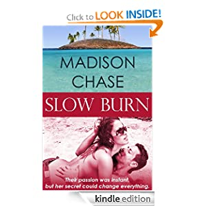 Slow Burn Madison Chase