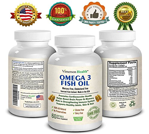 Omega 3 fish oil pills lemon flavor with no fishy for Fish oil for joints