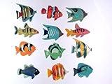 Tropical Fish Luau Party Favors (1 DZ)