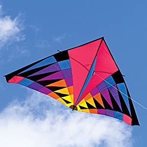 how to make a delta wing kite