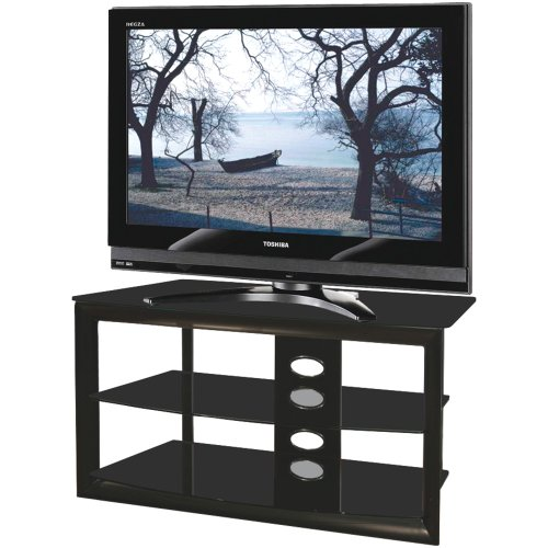 Cheap Techcraft MC3032B 36-Inch Wide TV Stand (Black) (MC3032B)