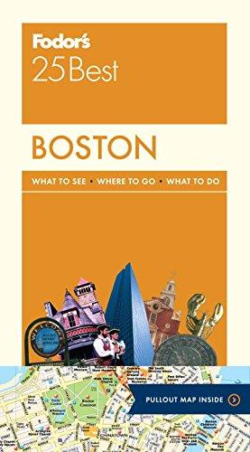 Fodor'S Boston 25 Best (Full-Color Travel Guide)