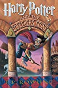 Harry Potter and the Sorcerer's Stone by J. K. Rowling cover image