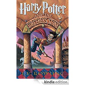 Harry Potter Books For Kindle, At Last!