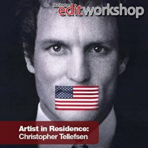 Another Evening with Film Editor Christopher Tellefsen Speech