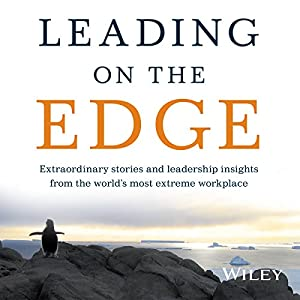 Leading on the Edge Audiobook