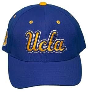 new ucla bruins adjustable velcro back hat