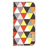 【日本正規代理店品】 Araree BLOSSOM DIARY for iPhone6 (Indipop) I6N06-14C381-02