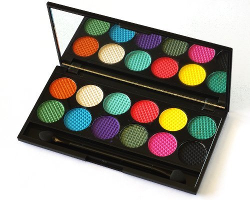 Sleek i-Divine Acid Palette Mineral based ...