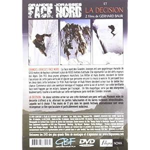 Grandes Jorasses Face Nord et La Décision 2 Films