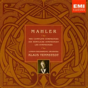 Mahler Complete Symphonies from EMI