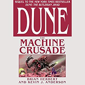 Dune: The Machine Crusade Audiobook