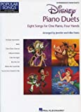 img - for Disney Piano Duets: Hal Leonard Student Piano Library Popular Songs Series Intermediate 1 Piano, 4 Hands book / textbook / text book