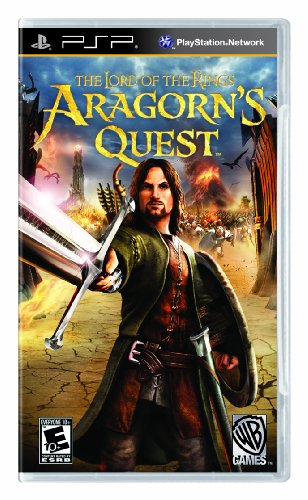 51oSiQJgaTL Reviews Lord of the Rings: Aragorns Quest