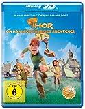 DVD Cover 'Thor - Ein hammermäßiges Abenteuer (+ Blu-ray 2D)
