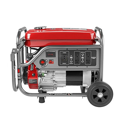 Factory Reconditioned Blackmax BM903500 Gas Powered 3550W Portable Generator ZRBM903500