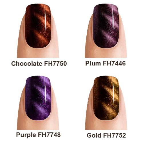 Magnetix Pretty Women Nail Polish (Chocolate Fh7750)