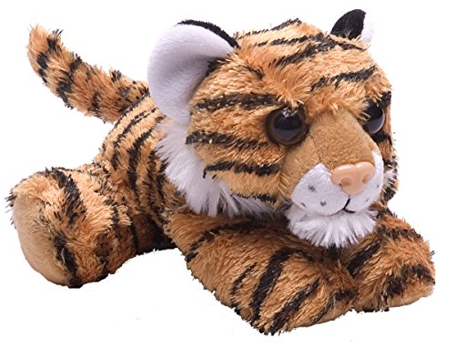 Wild Republic Hug Ems Tiger Plush Toy