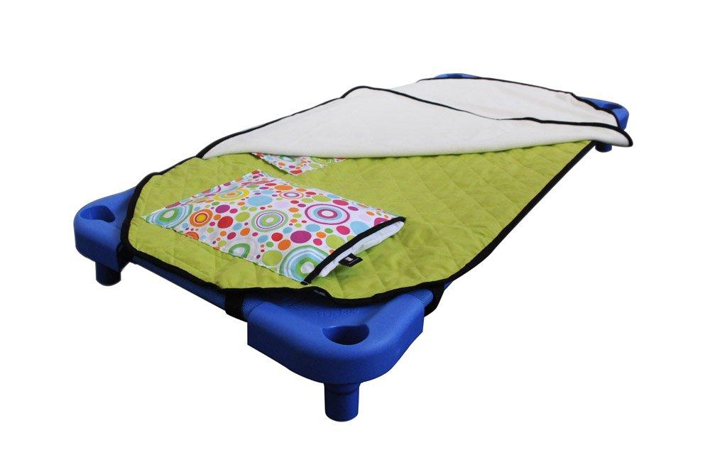 Urban Infant Tot Cot Daycare Preschool Cot Mat Cover