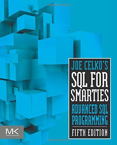 joe-celkos-sql-for-smarties-advanced-sql-programming