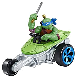 Teenage Mutant Ninja Turtles Teenage Mutant Ninja Turtles T Machines Leonardo In Stealth Bike Diecast Vehicle