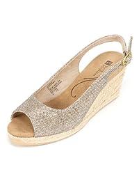 White Mountain 'SCHMOOZY' Women's Sandal