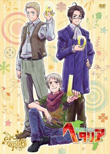 ヘタリア World Series vol.6【初回限定版】 [DVD]
