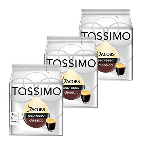 Tassimo Espresso T Discs