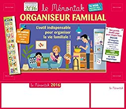 Organiseur familial Memoniak 2015-2016