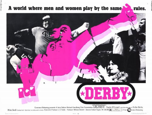"""Derby-Poster Movie 11 x 14 cm, 28 x 36 cm, motivo: """"Charlie O'Connell Lydia Gray Janet Earp Ann Colvello Mike Snell"""