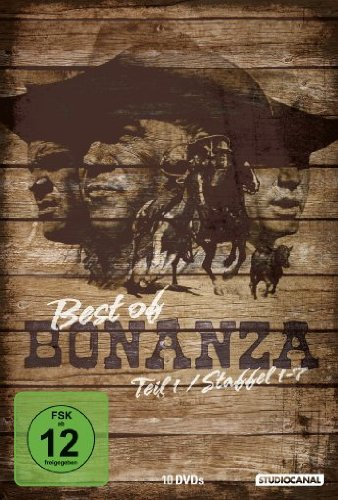 Bonanza - Best of Bonanza, Teil 1 [10 DVDs]
