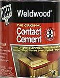 Dap 00271 Weldwood Original Contact Cement, 1-Pint