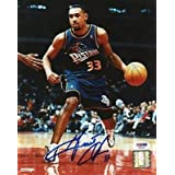 Grant Hill Signed Photograph Autographed