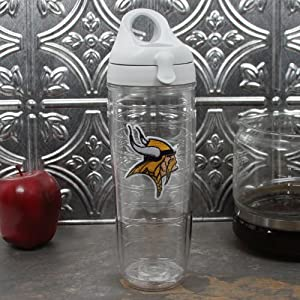 NFL Tervis Tumbler Minnesota Vikings 24oz. Water Bottle