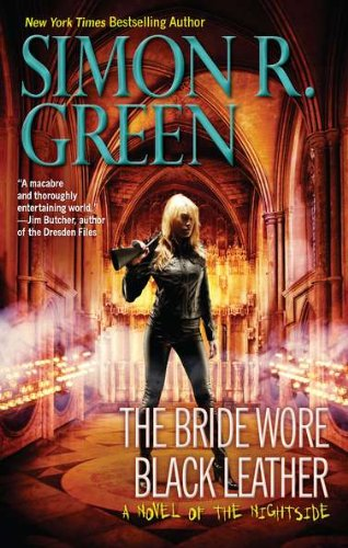 Image of The Bride Wore Black Leather (Nightside)