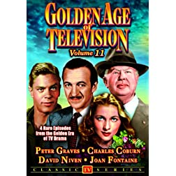 Golden Age of Television, Volume 11