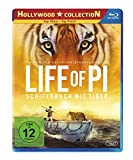 DVD Cover 'Life of Pi - Schiffbruch mit Tiger [Blu-ray]