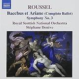 Symphonie Nr. 3/Bacchus+Ariane