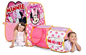 Playhut Minnie Discovery Hut Tent