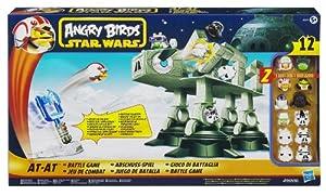 Hasbro a2373e24 star wars angry birds at at gioco di battaglia giochi e giocattoli - Telecharger angry birds star wars 2 ...